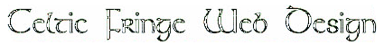 celtic fringe web design logo